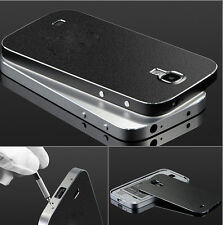luxury aluminum Ultra-thin metal case cover Smooth Skin for Samsung Galaxy S3 S4