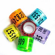 200pcs*13mm free shipping customized bands for racing pigeon birds leg rings