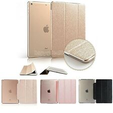Magnetic Slim Leather Smart Stand Cover Case For iPad Air 5 4 3 2 / iPad mini 2