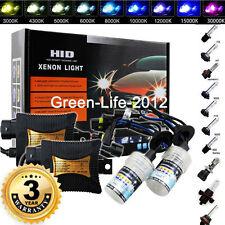 HID BI-Xenon Headlight Conversion KIT H1 H3 H4 H7 9005 9006 880/881 9004/7 Hi/Lo