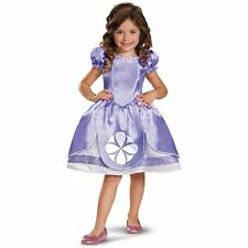 Sofia The First Classic Toddler Girls Child Kids Disney Jr Costume