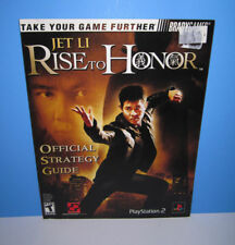 Rise to Honor(tm) Official Strategy Guide (Official Strategy Guides...