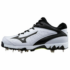 Mizuno Women's 9-Spike Swift 4 Metal Fastpitch Softball Cleats - 320510 - White