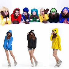 Lady Vocaloid Matryoshka miku Len Rin Gumi Cosplay Hoodies Costume Coat Jacket