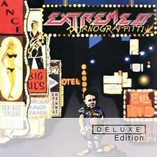 Extreme Ii: Pornograffitti - Extreme New & Sealed CD-JEWEL CASE Free Shipping