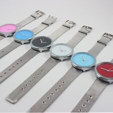 Fashion Women's Bracelet Watch Stainless Steel Dial Analog Quartz Wrist Watches