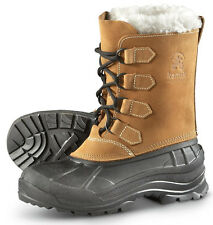 10 M men's KAMIK QUEST Winter Pac Boot Insulated Waterproof Hunting Snowmobile