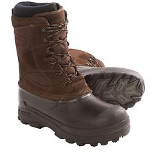 10 M men's LaCrosse Winter Snow Pac Boot Insulated Waterproof Hunting Snowmobile