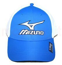 BRAND NEW MIZUNO 2016 TOUR FITTED STRETCH CAP HAT w/RUNBIRD TOUR LOGO (ASSORTED)