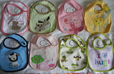 lovely cute new design infant baby dribble Feeding teething bib cotton