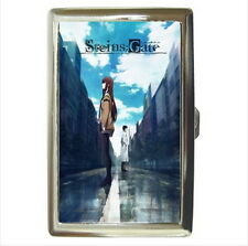 NEW Cigarette Credit Business Card Holder Steins Gate anime manga *collection