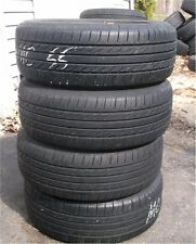 4 Great Continental Used Tires, P225-65-R17
