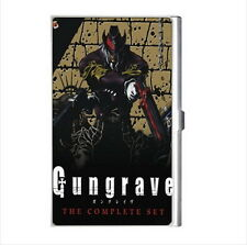 NEW Cigarette Credit Business Card Holder GunGrave anime manga *rare