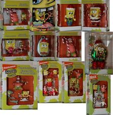 SpongeBob Squarepants/Squarepants character/Ornament/Christmas CHOOSE