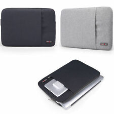 "Laptop Notebook Sleeve Case Carry Bag Cover Case for MacBook Air/Pro 11"" 13"" 15"""