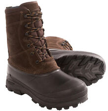 9 M men's LaCrosse 400 Gram Winter Snow Pac Boots Insulated Hunting Work