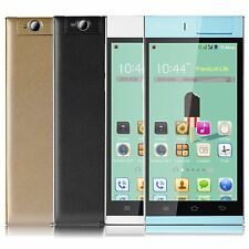 "5"" 3G Dual SIM Touch Android Cell Phone Unlocked Smartphone IPS WIFI GSM GPS NEW"