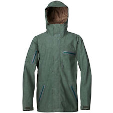 NEW Quiksilver Dreaming Mens Jacket Shell Jacket MSRP:$240