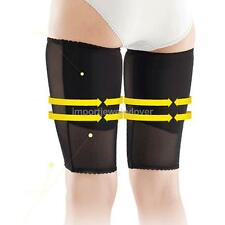 Elastic COMPRESSION Thigh Strain Sleeve Brace Wrap HAMSTRING GROIN Support Sport