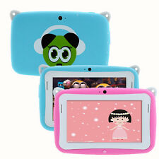 """4.3"""" inch Kids Android 4.2 Tablet PC Wi-Fi Dual Camera Kids Toys Gift New H1"""