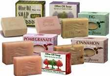 2 Units of  Hand Made Olive Oil Soap from Israel, Holy Land Different Scents