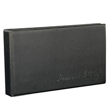 New Arrival Office Business Name ID Credit Card Holder Book Case Organizer Black