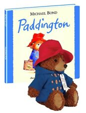 "Paddington Bear Movie Official Licensed Paddington Teddy Bear 8.5"" & Book"