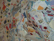 1 lb pound bag LOVE US postage stamps cleanly cut on paper 1000's  huge variety