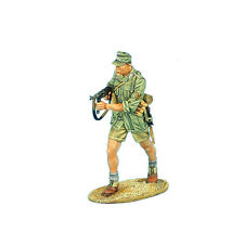 First Legion: DAK031 Das Deutsche Afrika Korps Stabsgefreiter Advancing w/ MP40