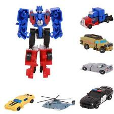 Transformation Kids Classic Robot Cars Auto Toys For Baby Child Kids Gift YZ