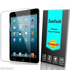 ZenTech Tempered Glass Screen Protector For Apple iPad Air Mini 4 + LED Stylus
