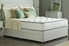 SINGLE,DOUBLE,SUPER KING SIZE,ORTHOPAEDIC DIVAN BED WITH MATTRESS-OPT DRAWERS