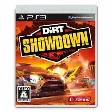Used PS3 DiRT Showdown Japan Import