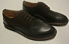 SALE! NEW PETER WERTH TURNMILL DERBY LEATHER BROGUE SHOES (CHOCOLATE) UK 9 -g10b
