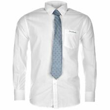 Lot Chemise et Cravate PIERRE CARDIN NEUF / Set of Shirt and Tie Mens NEW