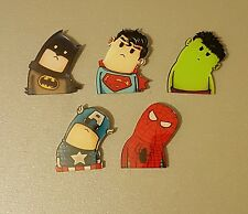 Marvel super hero badge - Various characters available