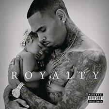 Royalty - Chris Brown New & Sealed Compact Disc Free Shipping