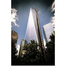 Poster Print Wall Art entitled One World Trade Center