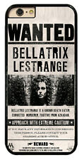 Bellatrix Lestrange Wanted Poster Phone Cover Case for iPhone / Samsung /LG/Sony