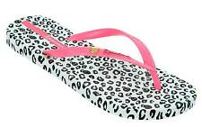 IPANEMA NEW LEOPARD PRINT WOMEN'S FASHION FLIP FLOPS FLAT SANDALS SIZES 3-8