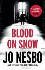 NEW Blood on Snow by Jo Nesbo Free Shipping