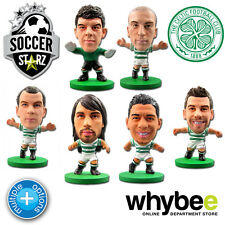 CELTIC FC SOCCERSTARZ FOOTBALL MODEL FIGURES - OFFICIAL THE BHOYS SOCCER STARZ