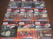 Star Wars Micro Machines The Force Awakens; 3-packs; REDUCED TO CLEAR