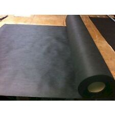 "UPHOLSTERY SUPPLIES 36"" BLACK OR WHITE CAMBRIC BOTTOM DUST CLOTH BY THE YARD"