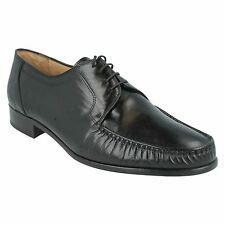 VEGAS- MENS GRENSON LEATHER LACE UP FORMAL SMART WORK OFFICE SHOES £79.99