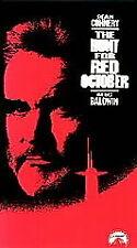 The Hunt for Red October VHS  New Sealed - Sean Connery Alec Baldwin 1989
