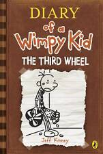 Diary of a Wimpy Kid. The Third Wheel (Book 7),GOOD Book