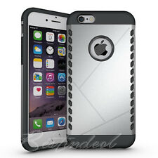 Luxury Dual Layer Shockproof Armor Hybrid Case Cover for Apple iPhone 6s 4.7""
