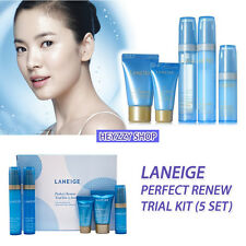 LANEIGE Perfect Renew Trial Kit 5 Pcs Travel Set Korea Cosmetic Skin care sample