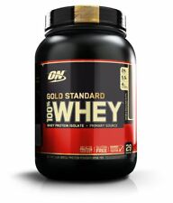 Optimum Nutrition ON 100% Whey Protein Gold Standard 2 Lb BCAA *Choose A Flavor*